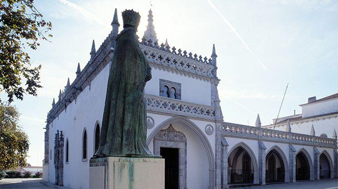 Museu Regional Rainha D. Leonor - Beja&#10Foto: José Manuel