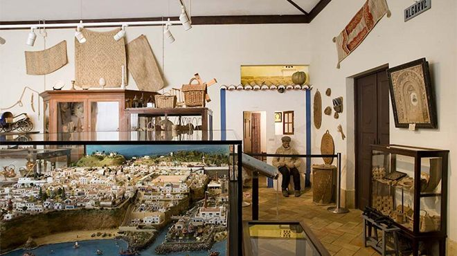 Museu Municipal Dr. José Formosinho (Museu Regional de Lagos)&#10Место: Lagos&#10Фотография: Turismo do Algarve