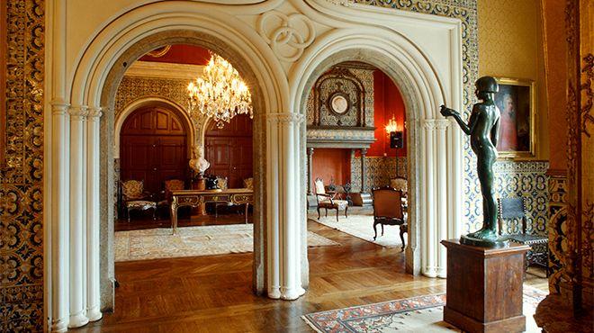 Museu Conde Castro Guimarães Place: Cascais Photo: Rui Cunha