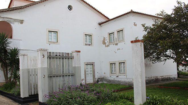 Museu Etnográfico e Arqueológico Dr. Joaquim Manso&#10Local: Nazaré&#10Foto: Nuno Félix Alves