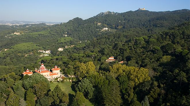 Palácio e Parque de Monserrate Photo: ATL- Turismo de Lisboa