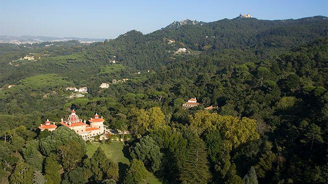 Palácio e Parque de Monserrate Photo: ATL- Turismo de Lisboa