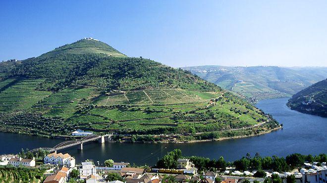 Pelo Douro acima até às quintas do vinho fino
