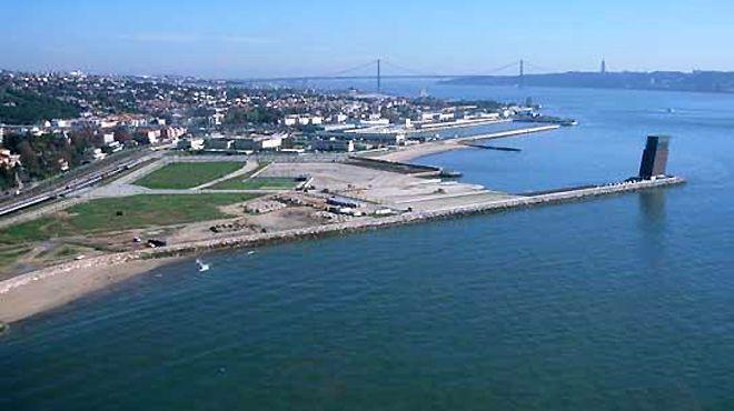 Torre de Controlo do Tráfego Marítimo