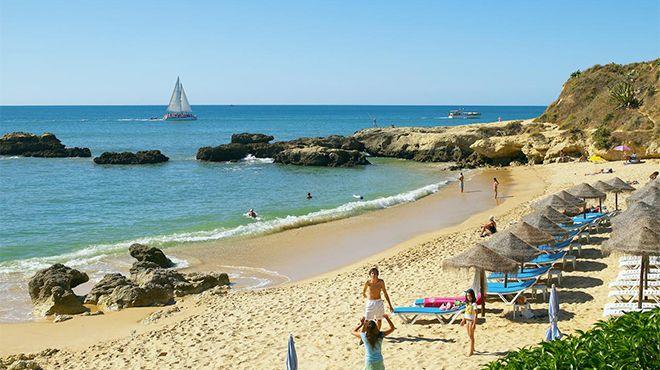 Praia dos Aveiros Фотография: Helio Ramos - Turismo do Algarve