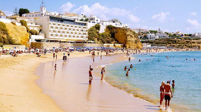 Praia do Túnel ou Peneco Place: Peneco Photo: Helio Ramos - Turismo do Algarve