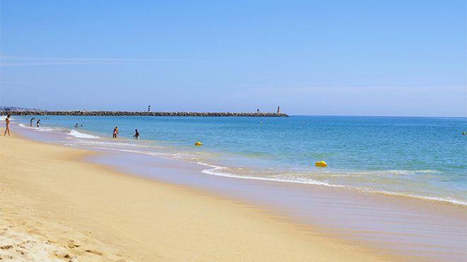 Praia da Rocha Baixinha&#10Lieu: Albufeira&#10Photo: Helio Ramos - Turismo do Algarve