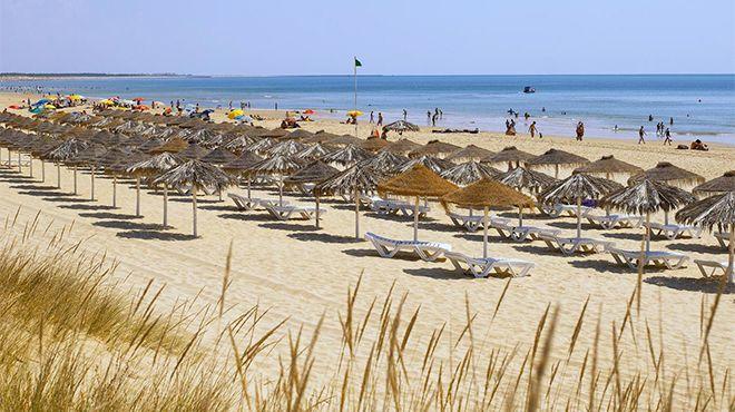 Praia Verde&#10Foto: Helio Ramos - Turismo do Algarve