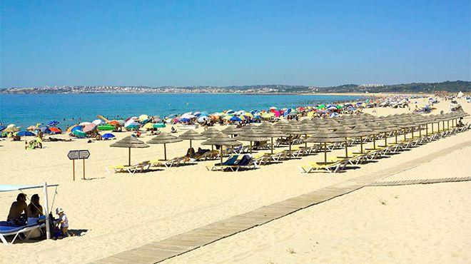 Praia do Alvor Photo: Turismo do Algarve