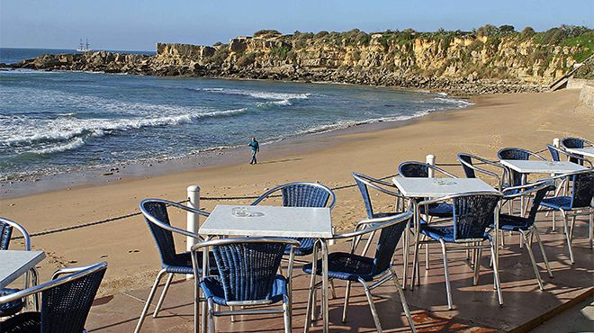 Praia de São Pedro do Estoril Place: S. Pedro do Estoril Photo: JTC Estoril