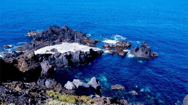 Zona Balnear das Cinco Ribeiras&#10Фотография: Turismo dos Açores