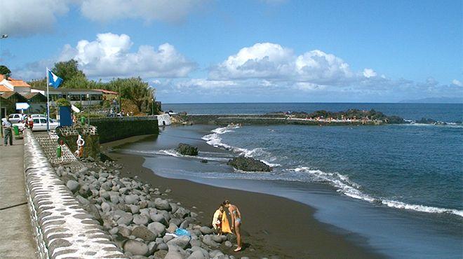 Praia do Almoxarife Место: Açores Фотография: C.M Horta