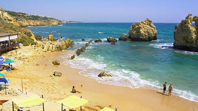 Praia dos Arrifes Фотография: Helio Ramos - Turismo do Algarve