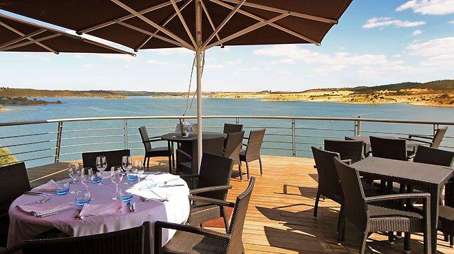 Restaurante Panoramico da Amieira Marina