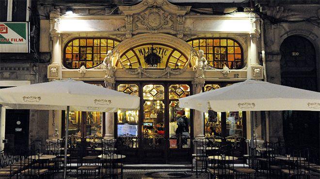 Café Majestic | www.visitportugal.com