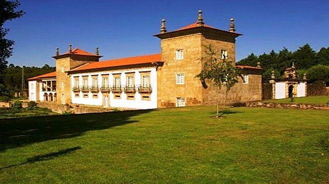 Solares de Portugal - Casas da Lage de Arcos e da Tulha