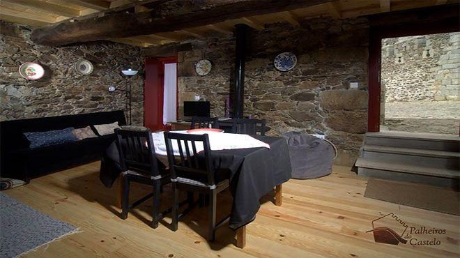 Palheiro do Castelo III - Pátio