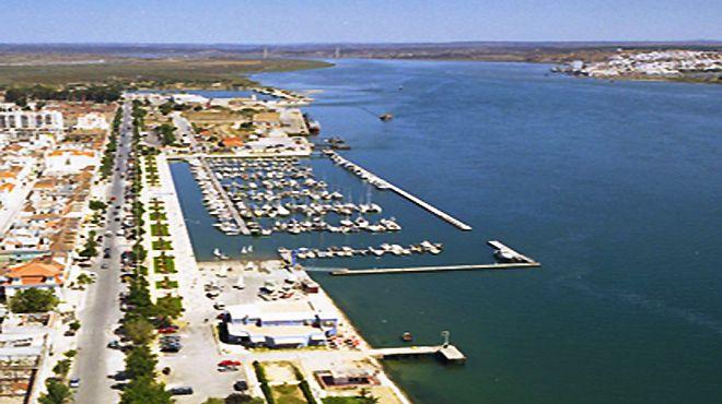 Porto de Recreio do Guadiana
