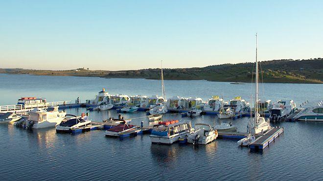 Amieira Marina: Grande Lago - Albufeira de Alqueva