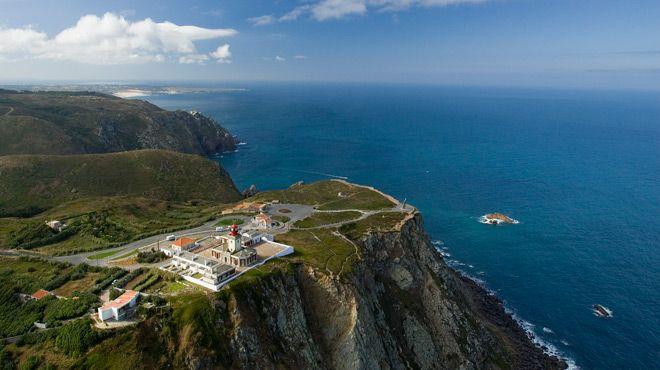 Cabo da Roca Place: Sintra Photo: Turismo do Estoril
