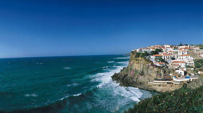 Azenhas do Mar&#10Local: Azenhas do Mar/Sintra&#10Foto: Paulo Magalhães