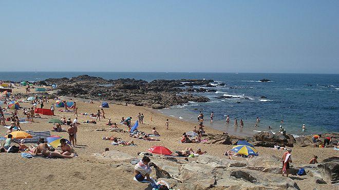 Praia do Homem do Leme Local: Porto Foto: ABAE