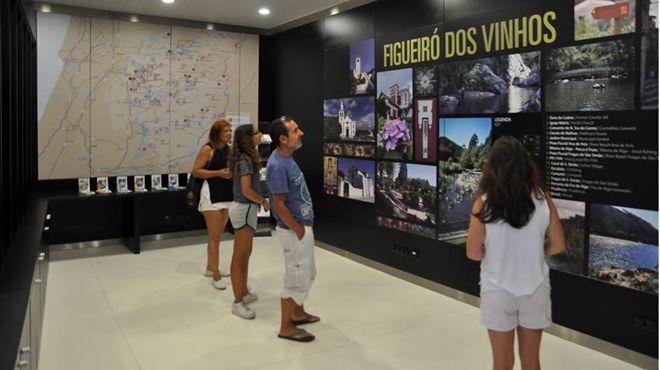 Posto De Turismo Figueiro Dos Vinhos Www Visitportugal Com
