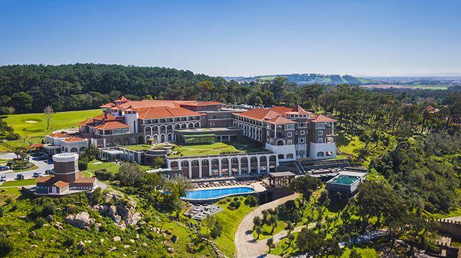 Penha Longa Resort  Place: Sintra