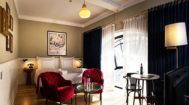 Porto A.S. 1829 Hotel Foto: Porto A.S. 1829 Hotel