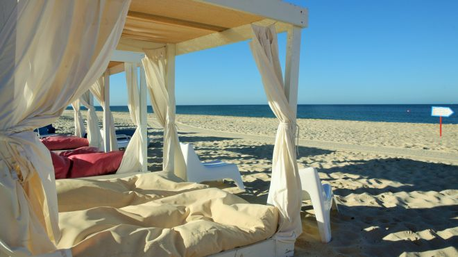 Praia Atlântica Luogo: Tróia - Grândola Photo: Turismo do Alentejo