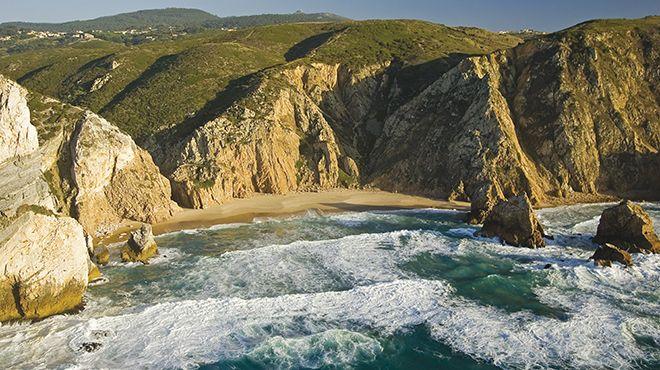 Praia da Ursa Lugar Sintra Foto: Turismo de Cascais