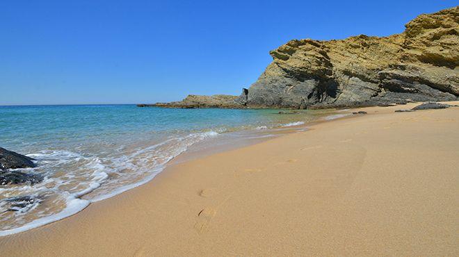 Praia do Salto Место: Sines Фотография: CM Sines