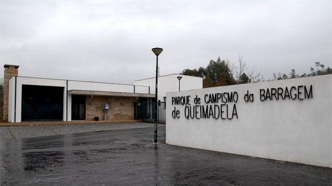 &#10Local: Fafe&#10Foto: Parque de Campismo da Barragem de Queimadela