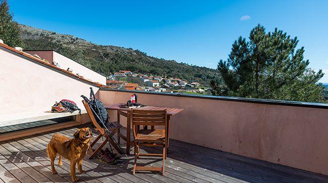 Casas do Vale do Ninho Local: Penela Foto: Casas do Vale do Ninho