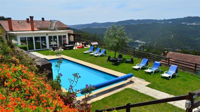 Villa de Paçô Ort: Sever do Vouga Foto: Villa de Paçô
