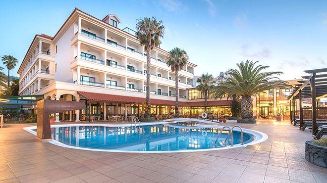 Hotel Galosol Lugar Madeira Foto: Hotel Galosol