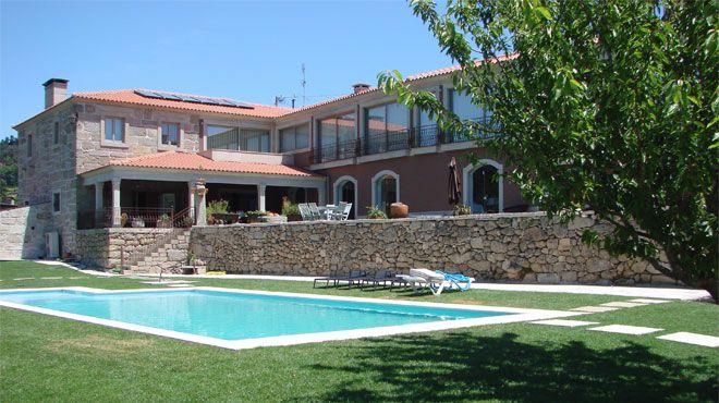 Quinta de VillaSete&#10Local: Marco de Canaveses&#10Foto: Quinta de VillaSete