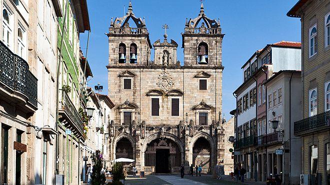 Sé de Braga Local: Braga Foto: Direção Regional Cultura Norte