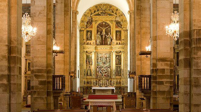 Concatedral de Miranda do Douro&#10Lugar Miranda do Douro&#10Foto: Direção Regional Cultura Norte