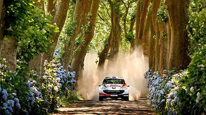 Rallye Açores &#10Photo: João Lavadinho