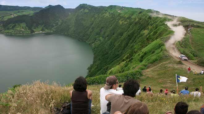 Rallye Açores Place: Ilha de São Miguel Photo: Turismo dos Açores / João Lavadinho