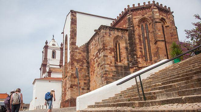 Sé Catedral de Silves Place: Silves Photo: Associação Turisamo do Algarve / Carlos Duarte