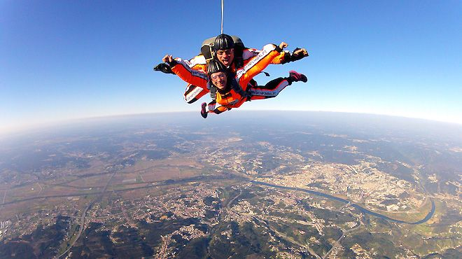 Fly Air Sports and Tourism - Skydive Coimbra Place: Coimbra Photo: Fly Air Sports and Tourism - Skydive Coimbra