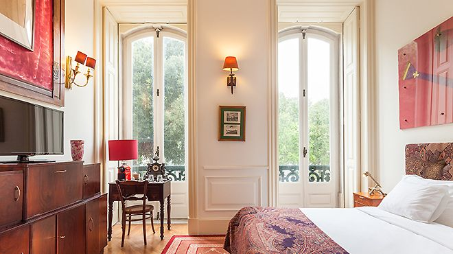Фотография: Suites & Terrace room