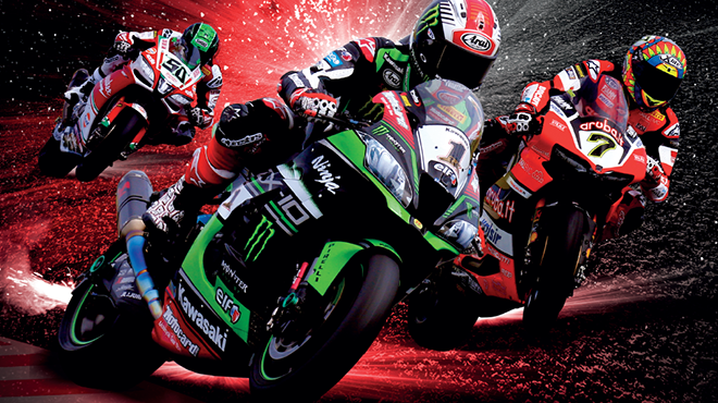 Campeonato Superbikes 2017