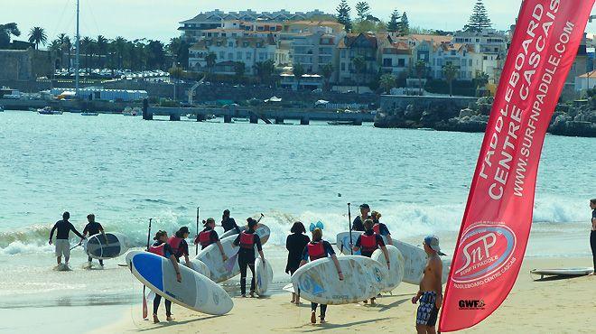 Surfnpaddle&#10Local: Cascais&#10Foto: Surfnpaddle