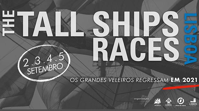 Tall Ships Race Lisboa 2021