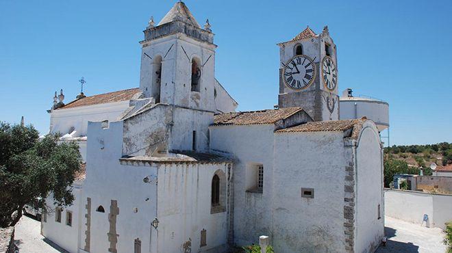 igreja de santa maria do castelo tavira www
