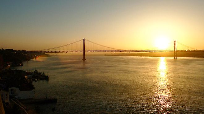 Urban Sailors&#10Plaats: Belém - Lisboa&#10Foto: Urban Sailors