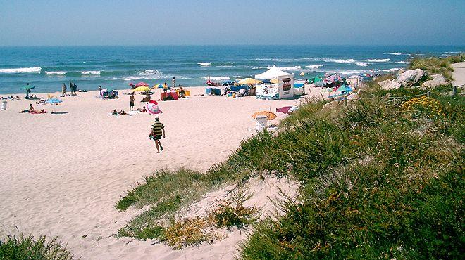 Praia de Afife Local: Viana do Castelo Foto: ABAE